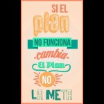 Si el plan no funciona