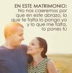Un verdadero matrimonio