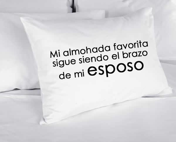Mi almohada favorita