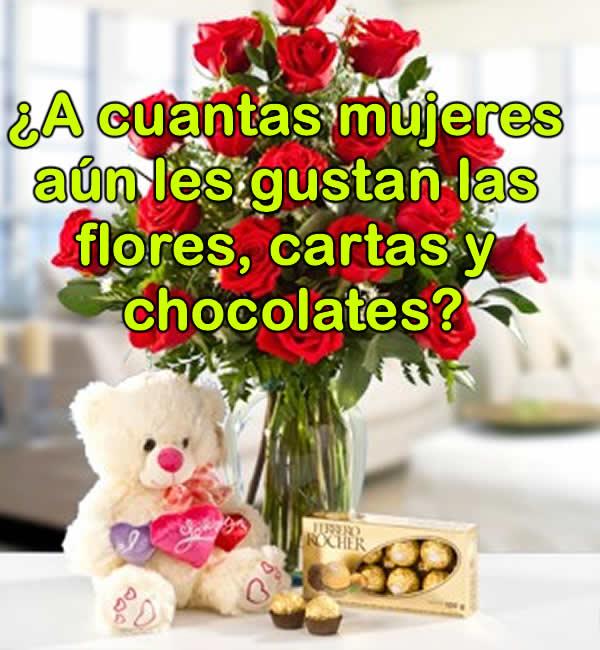 Chocolates de amor