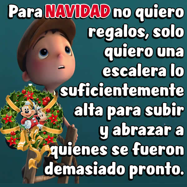 Frases Lindas: Feliz navidad 2019