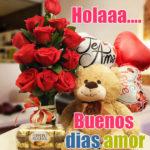Letra de dulces amor con flores
