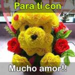 Letras de rosas amarillas fotos