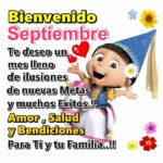 Fotos de mes de septiembre con Frases bonitas