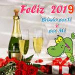 Fotos Lindas con frases de feliz año 2019