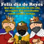 Fotos con frases de los Reyes Magos