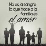 Frases bonitas de amor y familia con fotos