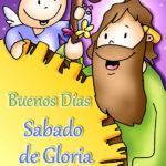 Frases de Sabado de Gloria con imagenes