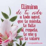 Frases bonitas de respeto y humildad con fotos