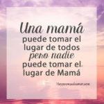 Palabras bonitas para el dia de la madre