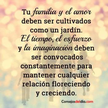 amor y familia
