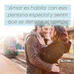 Bonito amor es amar