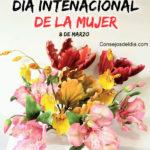 Este 8 de marzo se celebra el Dia internacional de la Mujer