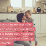 El amor para un niño