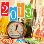Frases con Imagenes: Happy New Year 2019