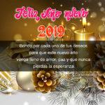 Imagenes bonitas de Feliz año nuevo 2019