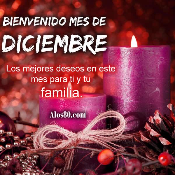 diciembre deseos