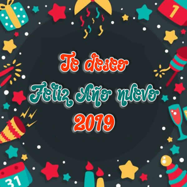 Frases De Año Nuevo 2019 Con Imagenes Musicadelrecuerdoorg