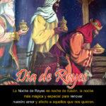 Frases lindas: Feliz dia de Reyes