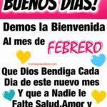 Fotos con Frases: Bienvenido Febrero Amor y Amistad