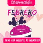 Fotos con Frases: Bienvenido mes de Febrero 2021