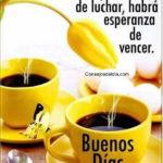 Fotos con Mensajes de Voluntad: Buenos dias