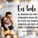 Frases de amor con Fotos: Un corazon enamorado