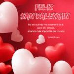 Fotos con Poemas del Dia de San Valentin 2022