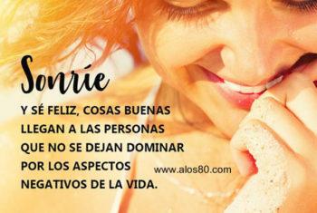 sonrie siempre
