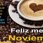 Frases lindas con mensajes de Noviembre