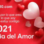 Frases de Feliz Dia del Amor 2021