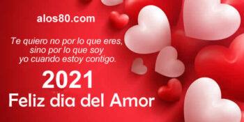 dia del amor 2021