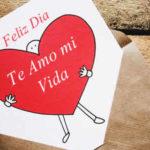 Feliz dia del amor y la amistad con fotos de amor