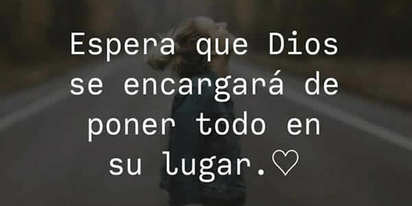 dios frases