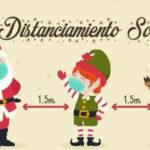 Frases con Imagenes: Distanciamiento social en Navidad