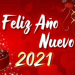 Frases lindas de año nuevo: Bienvenido 2021