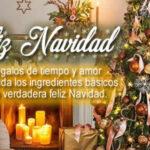 Mensajes de navidad con imagenes de navidad