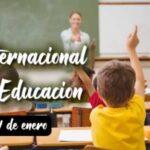 Dia Internacional de la Educacion 2021