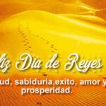 Imagenes bonitas: Dia de Reyes 2021