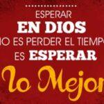 Imagenes cristianas: Dios es lo mejor