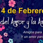 Dia del Amor y Amistad 2021 con frases del 14 de Febrero