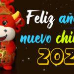 Año del Buey: Feliz año nuevo chino 2021