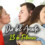 Dia del Amante con imagenes y frases