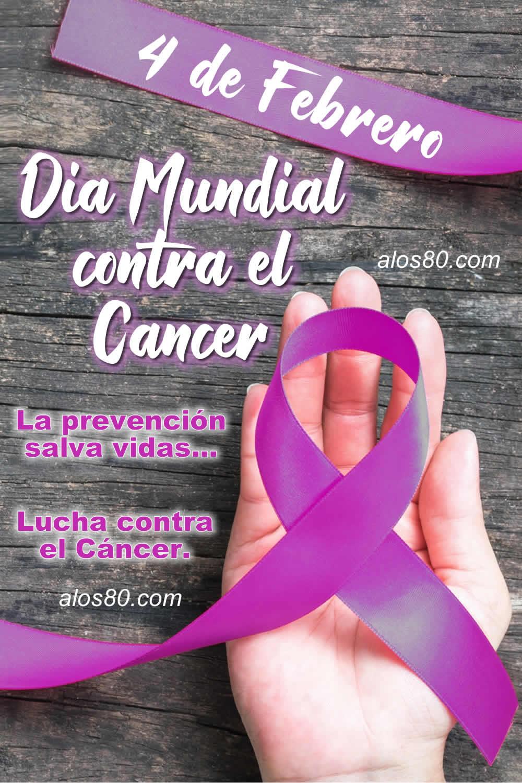 dia del cancer 2021 - 2022