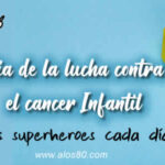 Dia internacional del Cancer Infantil 2021