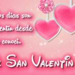 San Valentin 2022: Dia del Amor y la Amistad