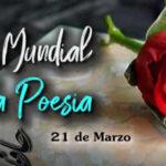 21 de Marzo: Dia mundial de la Poesia