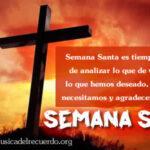 Semana santa 2021 con frases y imagenes bonitas
