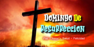 frases domingo de resurreccion