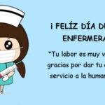 Feliz dia de la enfermera 2021 con imagenes bonitas